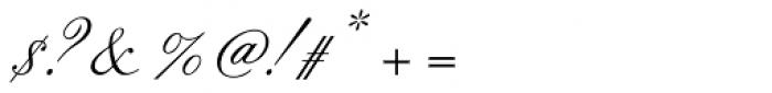 Citadel Script Font OTHER CHARS