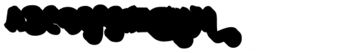 Citronela Pro Bold Shadow Font UPPERCASE