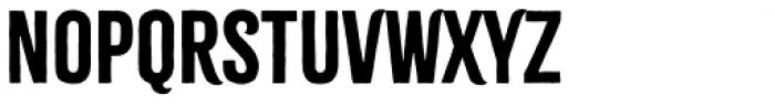 Citrus Gothic Solid Regular Font UPPERCASE