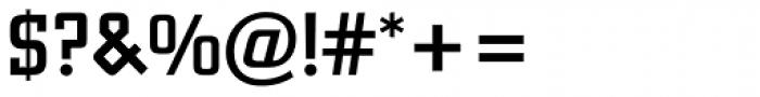 City BQ Medium Font OTHER CHARS