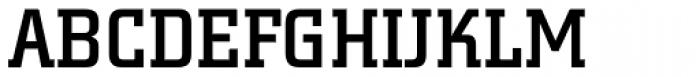 City BQ Medium Font UPPERCASE