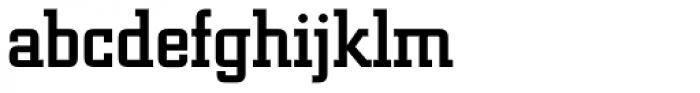 City BQ Medium Font LOWERCASE