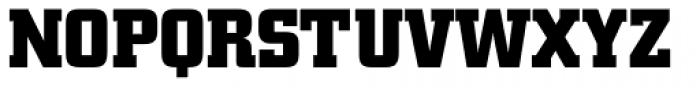 City Pro Bold Font UPPERCASE