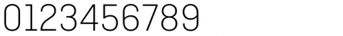 Ciutadella Display Extra Light Font OTHER CHARS
