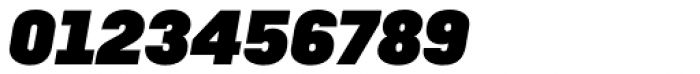 Ciutadella Display Ultra Black Italic Font OTHER CHARS
