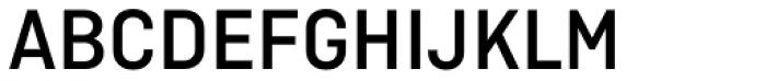 Ciutadella Medium Font UPPERCASE