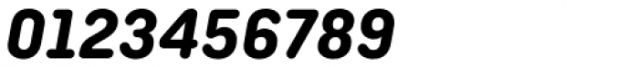 Ciutadella Rounded Bold Italic Font OTHER CHARS