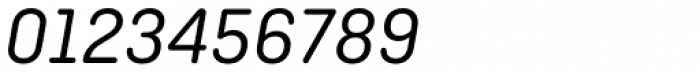 Ciutadella Rounded Italic Font OTHER CHARS