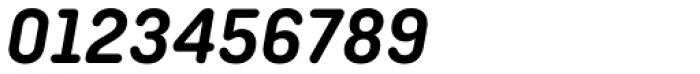 Ciutadella Rounded SemiBold Italic Font OTHER CHARS