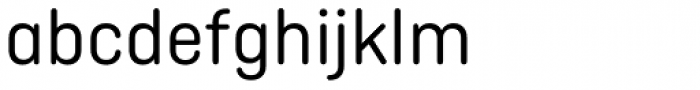 Ciutadella Rounded Font LOWERCASE