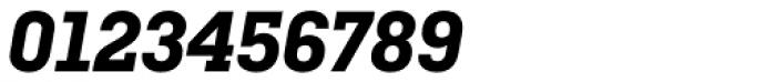 Ciutadella Slab Bold Italic Font OTHER CHARS