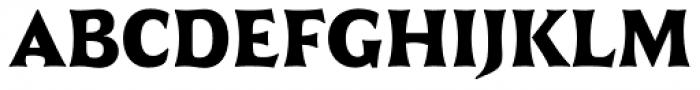 Civane Cond Bold Font UPPERCASE