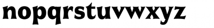 Civane Cond Bold Font LOWERCASE