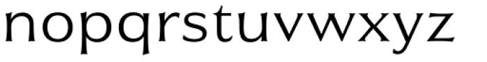 Civane Ext Book Font LOWERCASE
