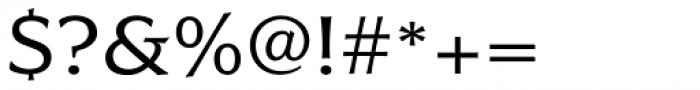 Civane Ext Regular Font OTHER CHARS