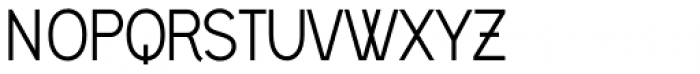 Civic Sans Medium Font UPPERCASE