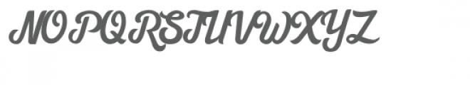 Cipthayasa Font UPPERCASE