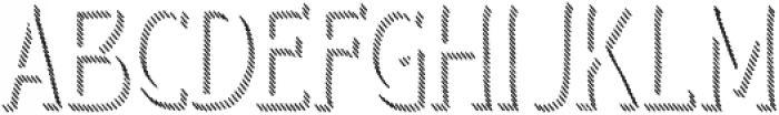 CL Note Shades otf (400) Font LOWERCASE