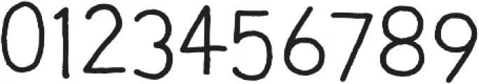 CLASTA Dance otf (400) Font OTHER CHARS
