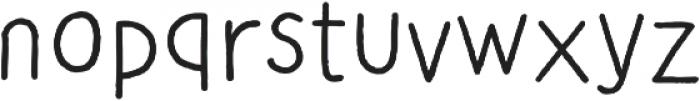 CLASTA Dance otf (400) Font LOWERCASE