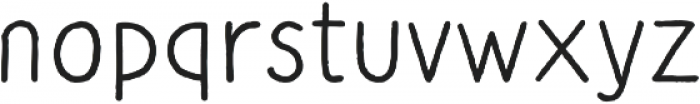CLASTA otf (400) Font LOWERCASE