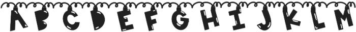 CLN-ChimeTrees Regular otf (400) Font LOWERCASE