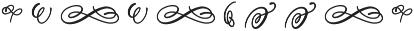 CLN-Monobundle3 Regular otf (400) Font OTHER CHARS