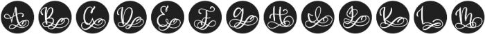 CLN-Monobundle3 Regular otf (400) Font UPPERCASE