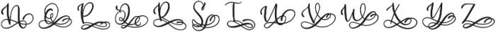 CLN-Monobundle3 Regular otf (400) Font LOWERCASE