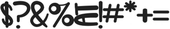 CLN-NOTEBOOK Regular otf (400) Font OTHER CHARS
