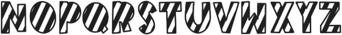 CLN-TingleTangle2 Regular otf (400) Font UPPERCASE