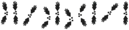 CLN-VixenALT Regular otf (400) Font OTHER CHARS