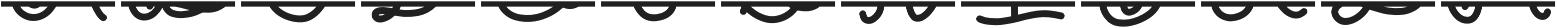 CLNSplitMono Regular otf (400) Font LOWERCASE