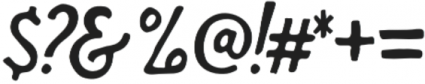 Clairborne otf (400) Font OTHER CHARS