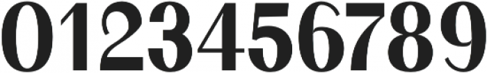 Clap Black otf (900) Font OTHER CHARS