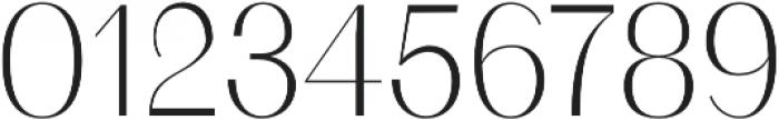 Clap Light otf (300) Font OTHER CHARS