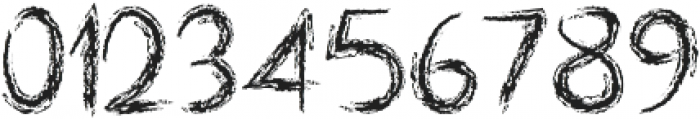 Clarkia otf (400) Font OTHER CHARS