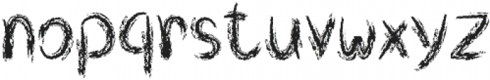 Clarkia otf (400) Font LOWERCASE