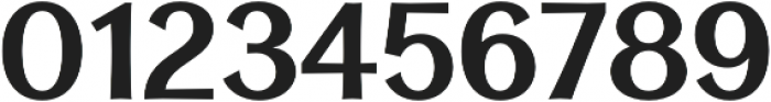 Clasica Sans Bold otf (700) Font OTHER CHARS