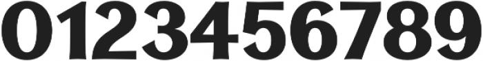 Clasica Sans UltraBlack otf (900) Font OTHER CHARS