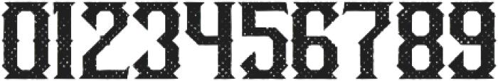 Classic Barbershop Printed otf (400) Font OTHER CHARS