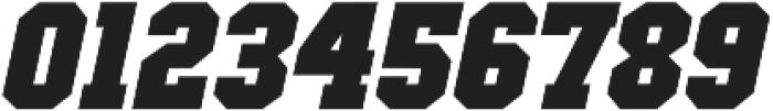 Classic U Bold Italic otf (700) Font OTHER CHARS