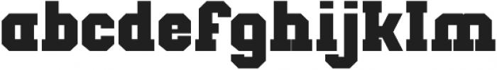 Classic U Bold otf (700) Font LOWERCASE