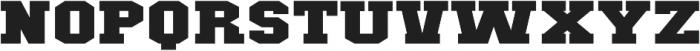 Classic U Extra-expanded Regular otf (400) Font UPPERCASE