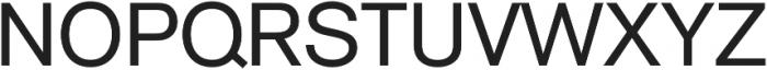 ClassicSans otf (400) Font UPPERCASE