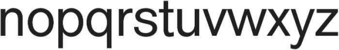 ClassicSans otf (400) Font LOWERCASE