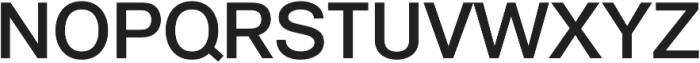 ClassicSans otf (500) Font UPPERCASE
