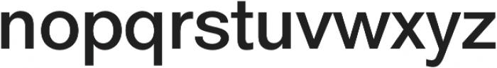 ClassicSans otf (500) Font LOWERCASE