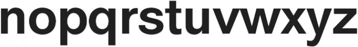ClassicSans otf (700) Font LOWERCASE