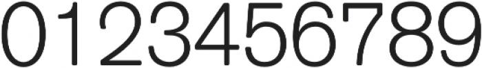 ClassicSansRounded Light otf (300) Font OTHER CHARS